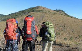 Cara Mendaki Gunung Guntur Via Jalur Cikahuripan