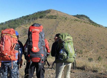 Cara Mendaki Gunung Guntur