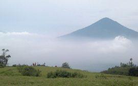 Cara Mendaki Gunung Cikuray