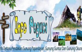 Cara Pendaftaran Gunung Paguci