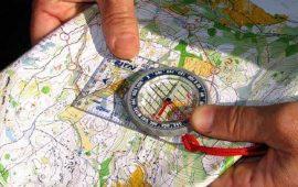 Belajar Navigasi Darat Untuk Pemula