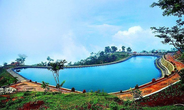 Wisata Embung Batara Sriten Gunung Kidul Yogyakarta