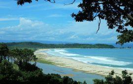 Pantai Sawarna Banten-Lokasi Tiket & Sejarah Lengkap