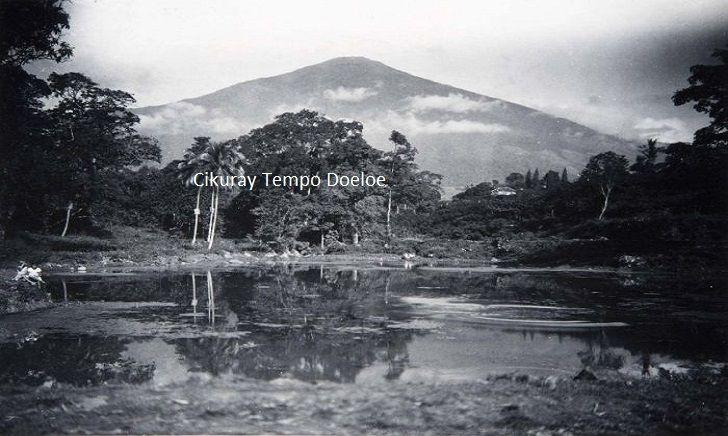 Gunung Cikuray Tempo Doeloe-Sejarah Perang Zaman Belanda & Kisah Pemujaan