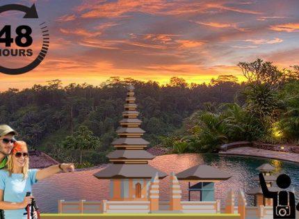 Full Liburan Menghabiskan 48 Jam di Ubud Bali
