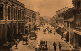 Jalan Braga Bandung-Sejarah & Asal Usul Penamannya
