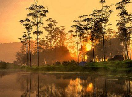 Destinasi Wisata Alam di Bandung Dengan Pemandangan yang Indah