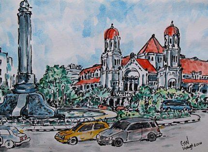 Inilah 15 Tempat Wisata Terpopuler di Semarang