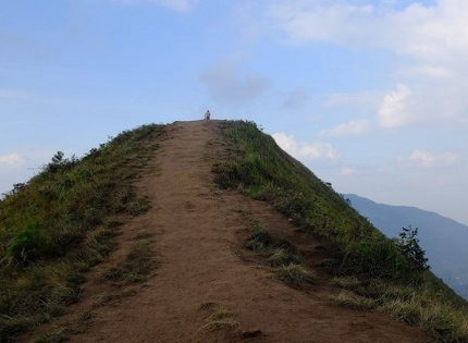 Wisata Adrenalin Pendakian Gunung Andong Magelang