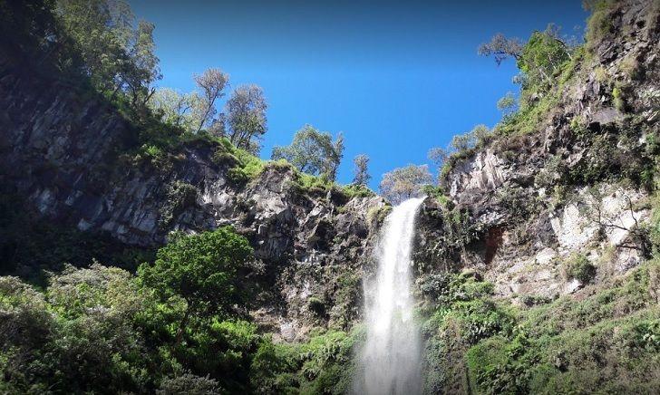 Air Terjun Cuban Rondo Dengan Sejarah Mitos Cintanya