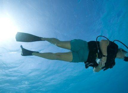 Tips Scuba Diving Khusus Penderita Sinusitis