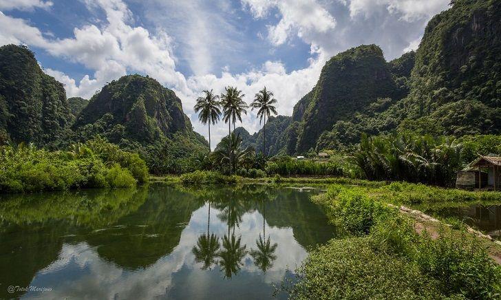 Objek Wisata Ramang-Ramang Salenrang Maros