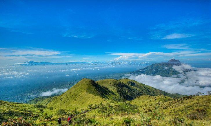 Jalur Pendakian Gunung Merbabu via Wekas