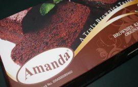 Brownies Kukus Amanda dengan Citarasa Terbaik di Indonesia