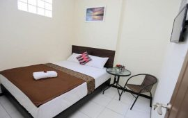 Hotel Murah Dekat Alun-Alun Bandung Ini Cocok untuk Para Backpacker