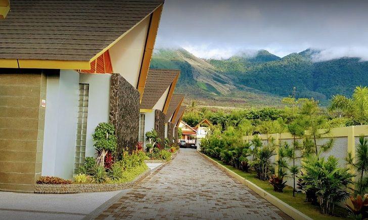 Cahaya Villa Hotel Cipanas Garut Tarif Kamar Tiket Masuk Fasilitas