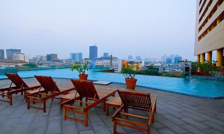 hotel murah ada kolam renang di jakarta