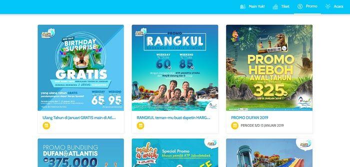 Dufan Promo Harga Tiket Masuk Terbaru Fasilitas Lengkap Pagguci
