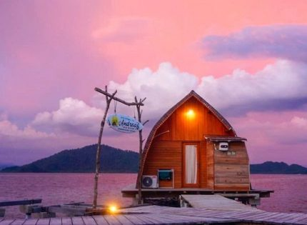 Villa Andreas Resort Pulau Pahawang