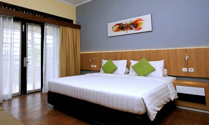 The Green Forest Resort Deluxe
