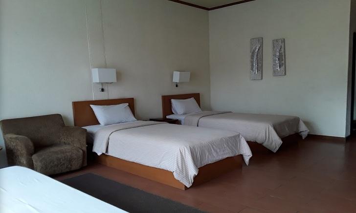 Hotel Panorama Lembang Deluxe Room