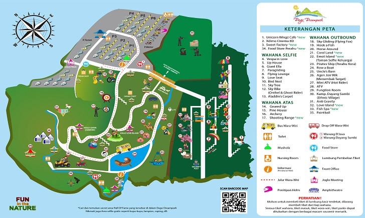 Peta Dago Dream Park