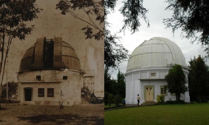 sejarah observatorium bosscha