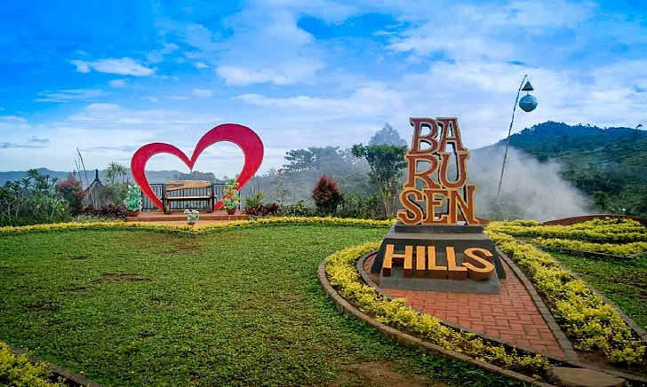 Taman Cinta Barusen Hills