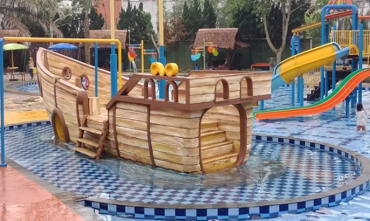 Wahana AnakTeejay Waterpark