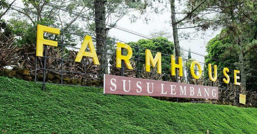 Farm House Lembang Harga Tiket Masuk Terbaru Spot Foto Fasilitas