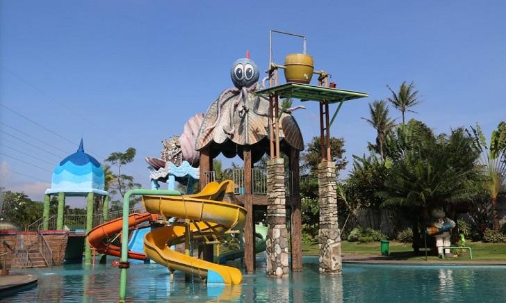 Wahana Waterpark Tirtasani