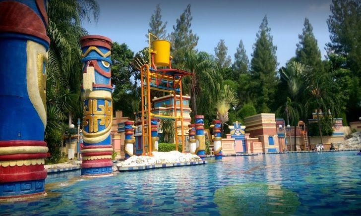 Kolam Renang El Dorado Wterpark