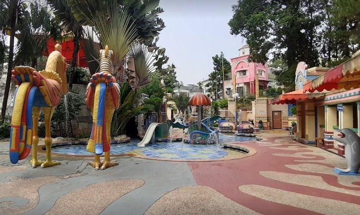 Kolam Renang ElDorado Wterpark