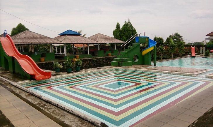 Kolam Renang Taman Raya Bogor